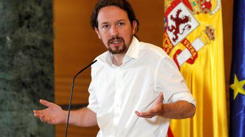 Pablo Iglesias aguanta el pulso de Sánchez y sigue en el no para retratar a un candidato aislado