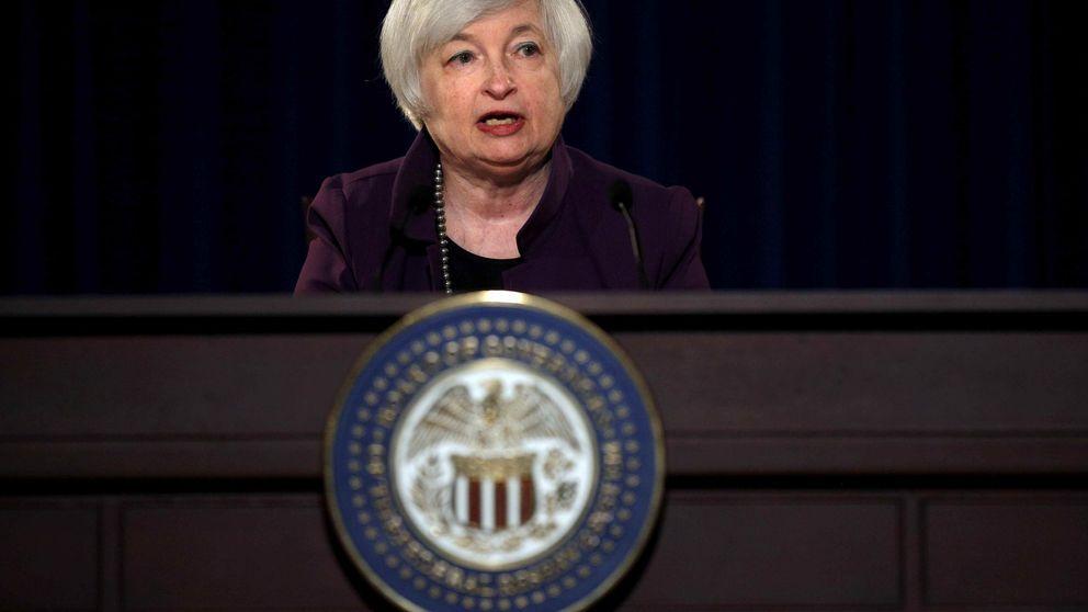 La Reserva Federal se divide ante la posibilidad de subir los tipos de interés