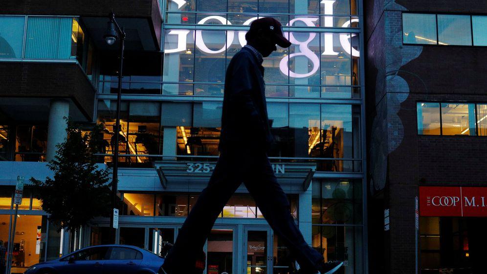 Foto: El símbolo de Google. (Reuters)