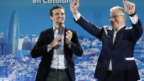 Arrancar lazos y poner el 'caganer': así es Josep Bou, el candidato del PP por BCN