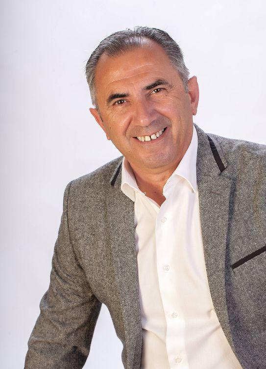 Foto: Antonio Nogales Monedero, alcalde de Pedrera, Sevilla. (EC)