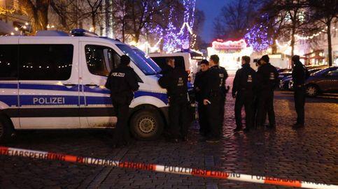 La Policía alemana desactiva la bomba hallada en un mercadillo de Potsdam