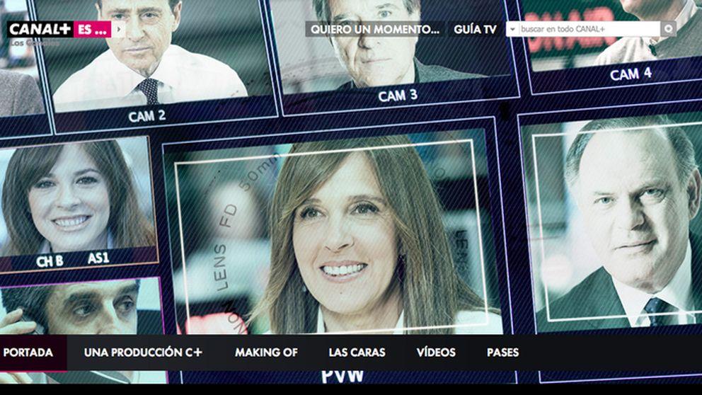 Grandes figuras del periodismo se reúnen en 'Las caras de la noticia'