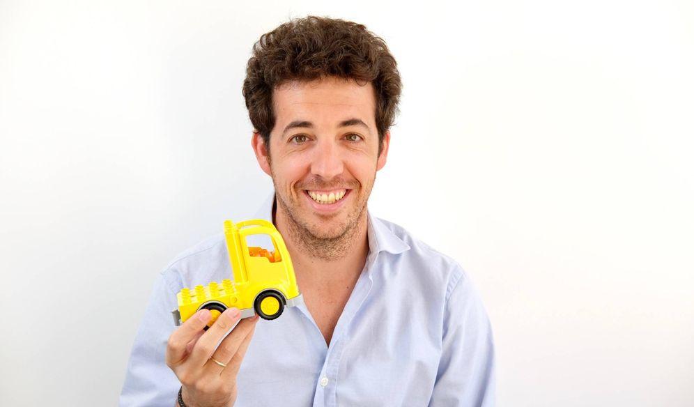 Foto: Íñigo Juantegui, fundador y consejero delegado de OnTruck