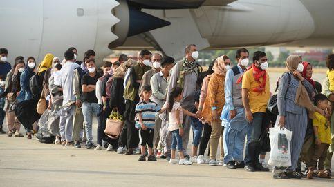 Despliegue de ministros para recibir a los últimos 260 afganos evacuados