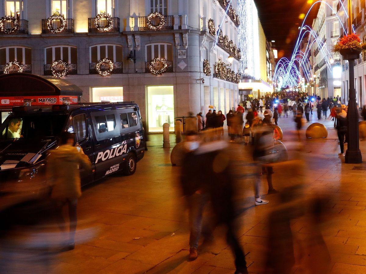 Foto: Puerta del Sol, Madrid. (EFE)