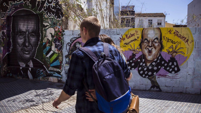 '¡Quietorrrr!'. Málaga colocará un semáforo como homenaje a Chiquito de la Calzada