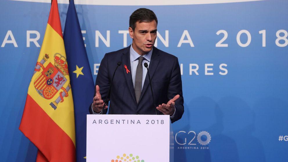Sánchez reivindica el liderazgo de España en materia de inmigración en el G-20