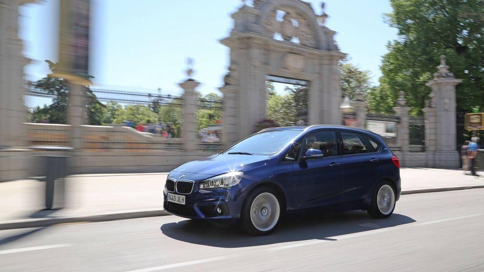 Llegan los BMW híbridos enchufables