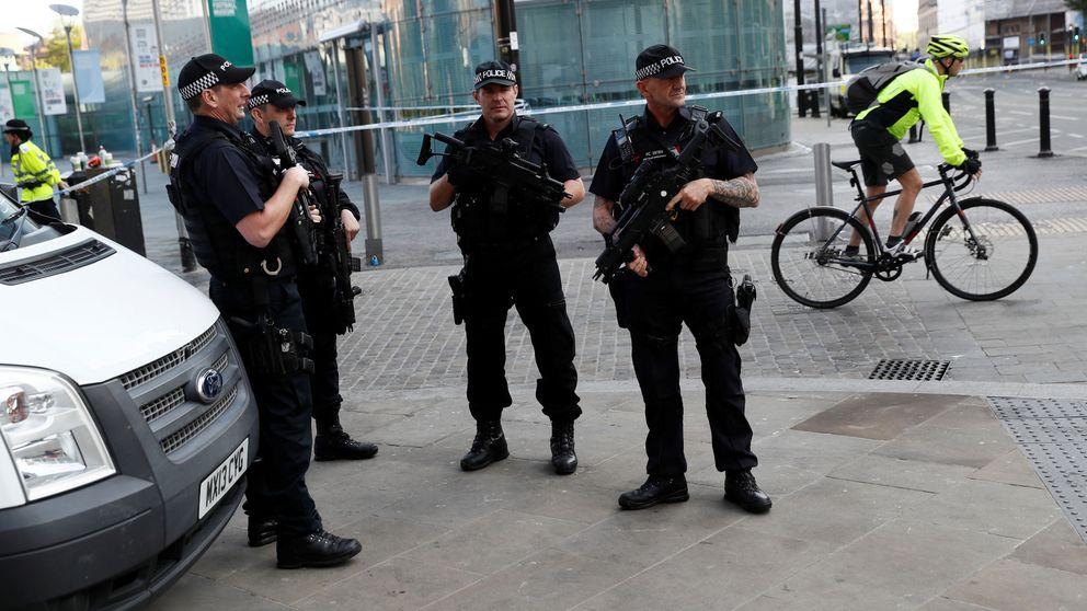 UK deja de compartir información sobre el atentado de Mánchester con EEUU