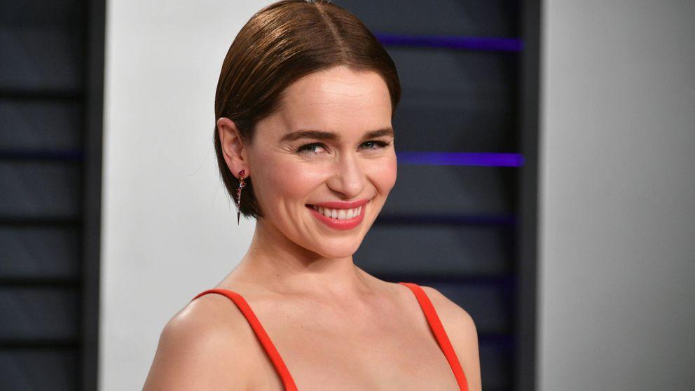 No solo Jorge Javier, Emilia Clarke ('Juego de tronos') también sufrió un aneurisma