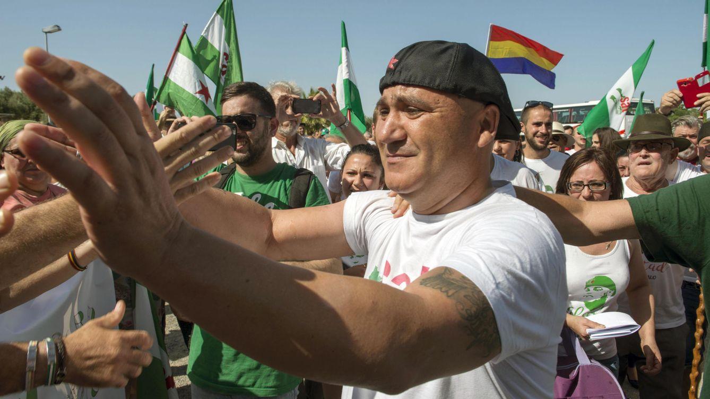 Andrés Bódalo sale de la cárcel con un permiso de seis días
