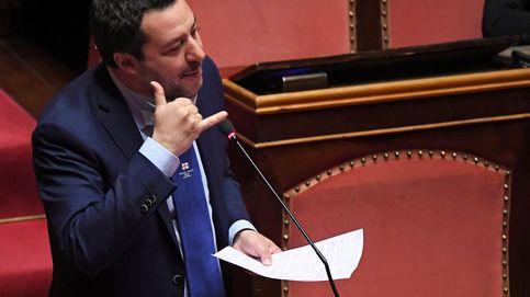 Los fieles de Salvini se pasan de extrema a la extremísima derecha con los Fratelli d'Italia