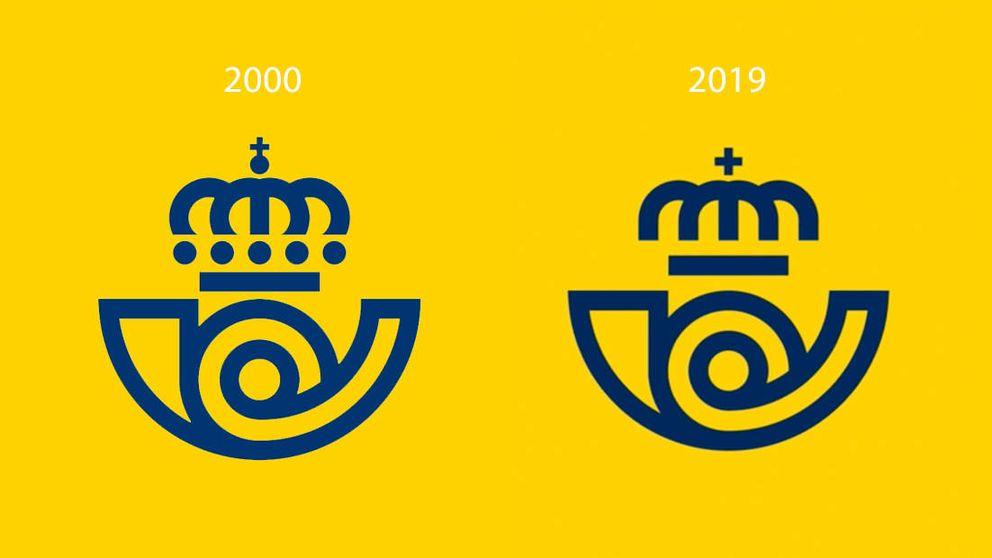 """Los autores del logo original de Correos: """"Mejor que se quedara como estaba"""""""