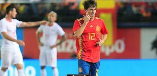 Post de El máster de Odriozola: de Segunda B al Mundial y le espera el Real Madrid