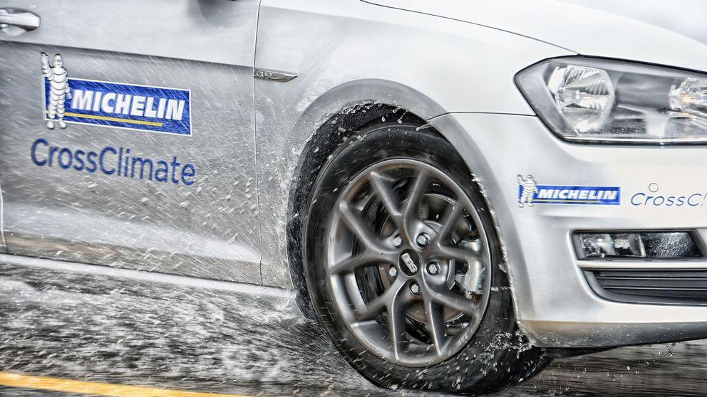 Michelin inventa el neumático definitivo