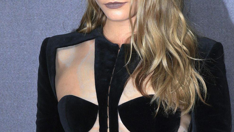 Cara Delevingne, Kendall Jenner... Los MTV Movie Awards apuestan todo al negro en su alfombra roja