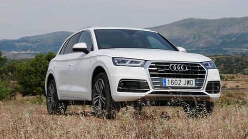 El Audi Q5, concebido para la carretera, pide que le tires tierra