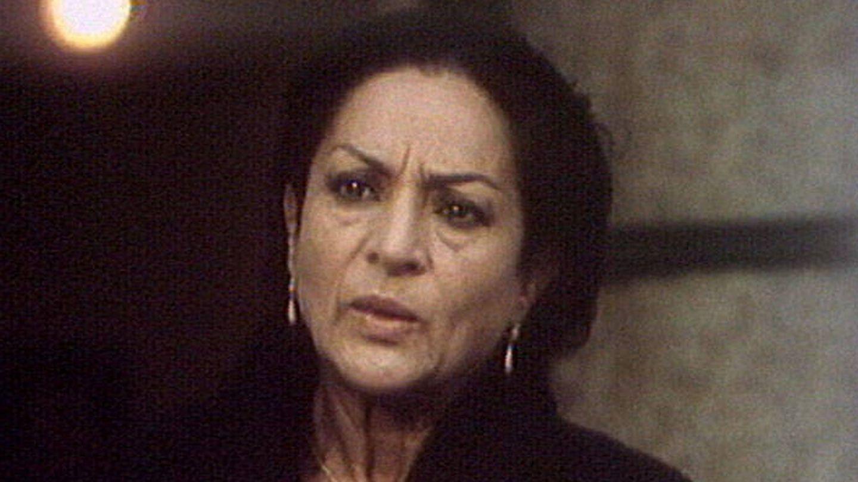Lola Flores, interpretando un personaje. (YouTube)