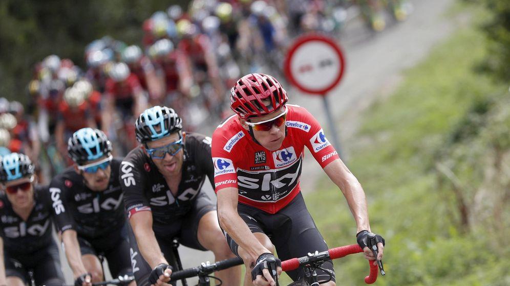 Foto: Froome, en el Tour. (EFE)