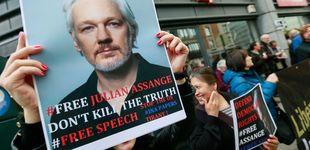 Post de Julian Assange, condenado a 50 semanas de cárcel por un tribunal londinense