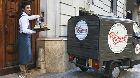 Beriestain, Mamá Framboise...  Restaurantes y pastelerías a domicilio