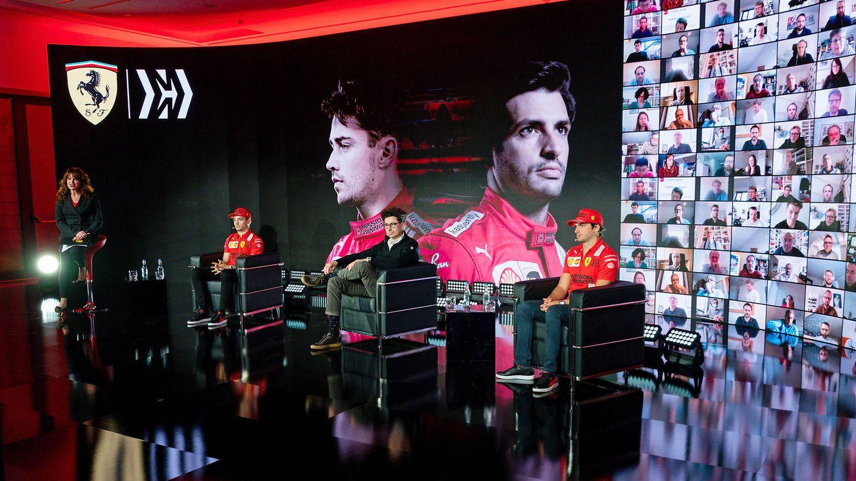 Carlos Sainz comienza con Ferrari un período decisivo para su carrera dentro de la Fórmula 1