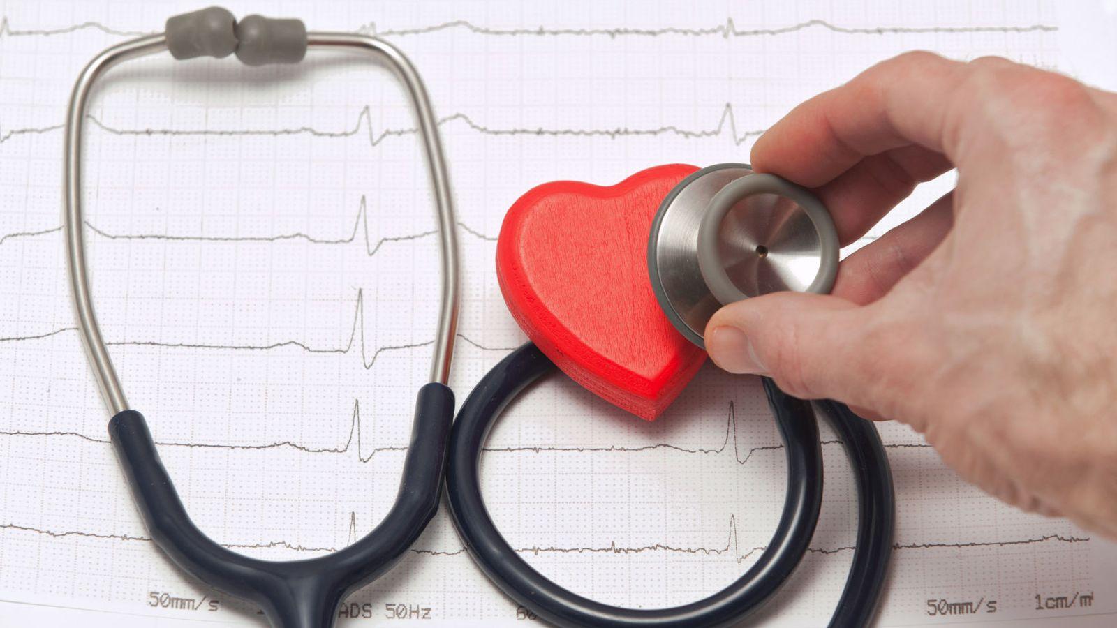 Que enfermedad es cuando te duele el corazon