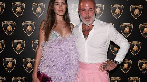 El millonario Gianluca Vacchi da la bienvenida a su hija con un extravagante nombre