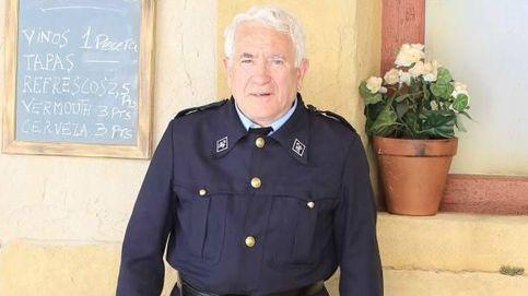 Cesáreo Estébanez, el actor que iba para médico y acabó como sargento