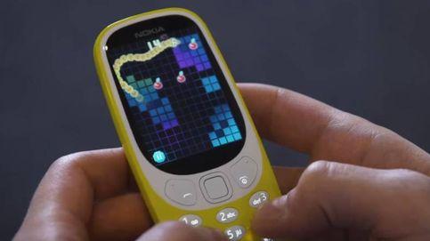 Cómo será el juego 'snake' de la serpiente del Nokia 3310