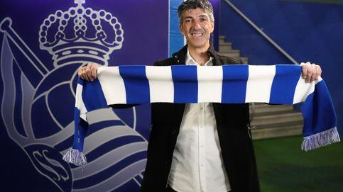 Alguacil como nuevo entrenador de la Real