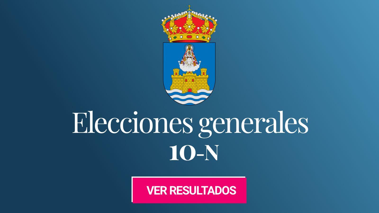 Foto: Elecciones generales 2019 en El Puerto de Santa María. (C.C./EC)