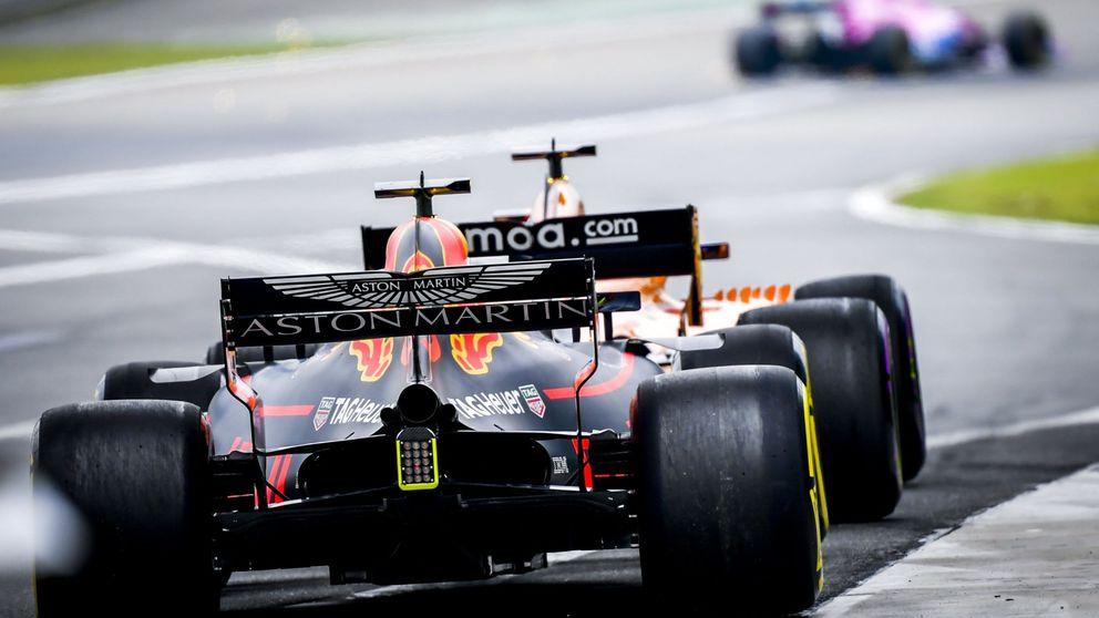 Aston Martin presiona: La F1 necesita una buena patada en el trasero