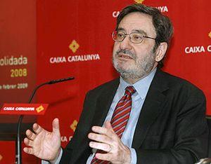 Caixa Catalunya cerró el año 2009 con el coeficiente de solvencia más ajustado del sector