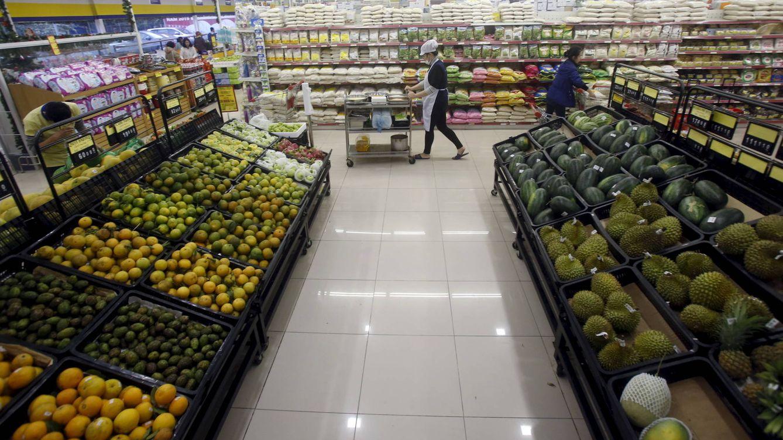 Foto: Un supermercado Fivimart en Hanoi. (Reuters/Kham)