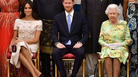 El sorprendente modo en que Meghan y Harry comunicaron sus planes a Isabel II