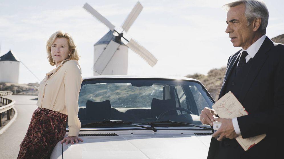 Foto: Imagen de 'Cuéntame', una de las series más conocidas de TVE. (TVE)