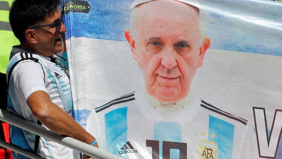 Maradona y ahora el papa Francisco: las elecciones a la RFEF claman al cielo