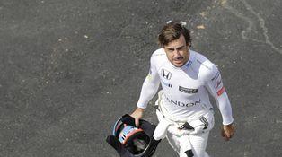 2017: el año definitivo para la carrera de Fernando Alonso en la Fórmula 1