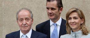 Foto: La Casa Real accede a estar en la Ley de Transparencia