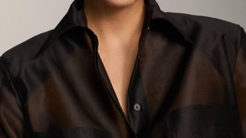 Camisa de Massimo Dutti. (Cortesía)