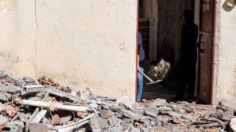 La ciudad turca más afectada por la ofensiva