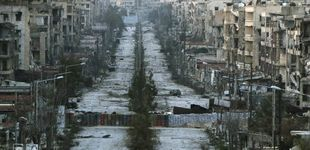 Post de El librero de Alepo que no cerró en toda la guerra y otras historias de un regreso a Siria