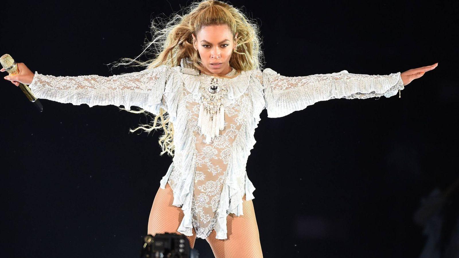 Foto: Beyoncé en una imagen de archivo. (Gtres)