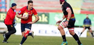 Post de El físico de Rumanía es demasiado para la España de rugby: segunda derrota seguida