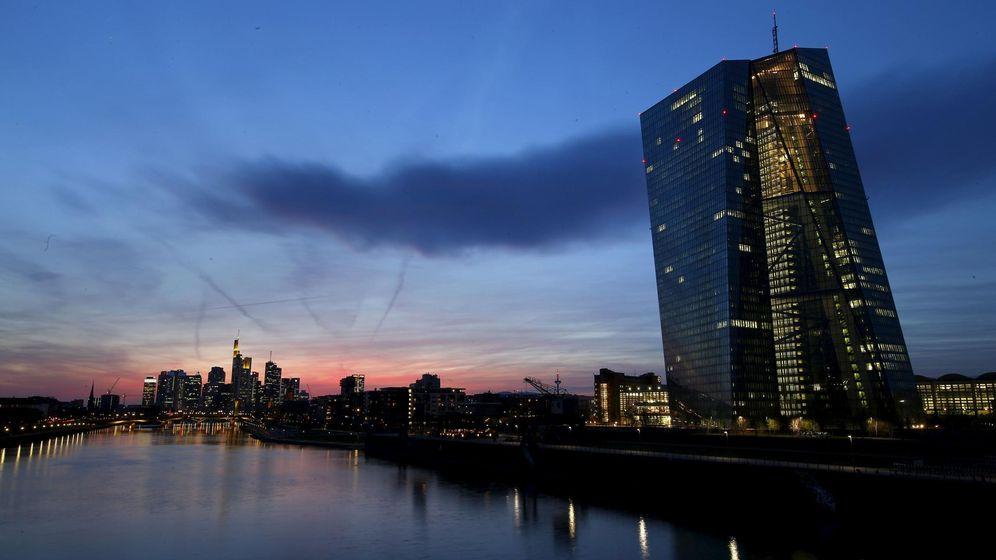 Foto: La sede del Banco Central Europeo. (Reuters)