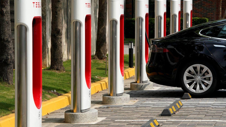 EEUU construirá una red nacional de cargadores para coches eléctricos