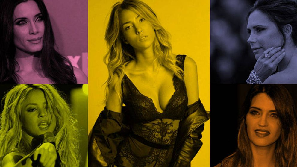 Alice Campello, Shakira, Carbonero y otras WAG reconvertidas en empresarias