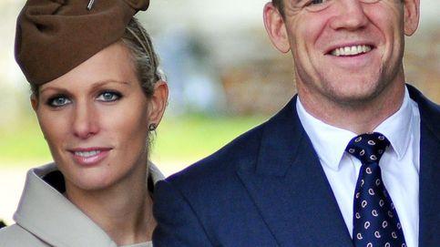 El look poco 'royal' de la nieta de Isabel II en el  festival hípico de Gatcombe Park